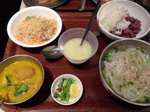 ベトナム屋台料理