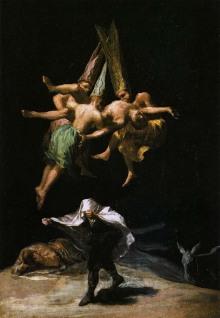 魔女たちの飛翔