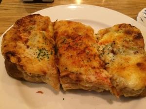 紅鹿舎のピザトースト